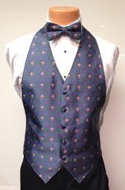 mardi gras tuxedo mardi gras fleur de lis vest and bow tie renatal s tuxedo