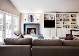 Fireplace With Built In Cabinets These 20 Built In Shelves Will Revitalize Alot Of Space Around The