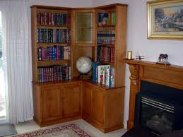 Corner Bookcases With Doors Useful Suggestions On How To Choose The Corner Bookcases