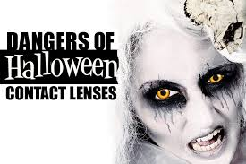 dangers of halloween contacts contact lens king