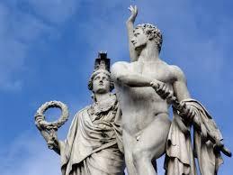Famous Greek Statues Ancient Greek Mythology Buildings Sculpture Ancient Greek