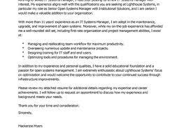 Best It Resume Sample 28 It Job Cover Letter Sample Best It Cover Letter Examples