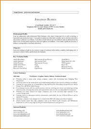 professional summary exle for resume professional summary sle notary letter