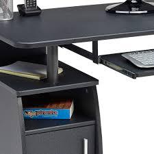 Schreibtisch Pc Kompakter Computertisch Laptop Pc Schreibtisch Arbeitsplatz Büro