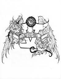 my first tattoo design by baceik on deviantart