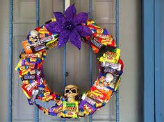 candy wreath candy wreath s crafts candy wreath