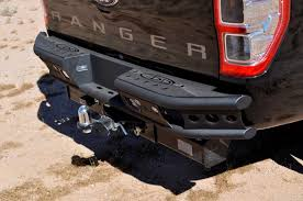 bumper ford ranger shop ford ranger t6 dimple r rear bumpers at add offroad