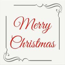 christmas signs stencil merry christmas superiorstencils