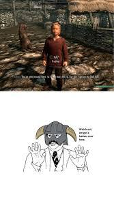 Badass Memes - skyrim badass meme by woopom memedroid