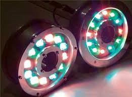 Jumping Light Under Water Light Wholesale Trader From Mumbai