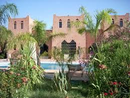 gerance chambre d hotes location gérance villa 8 chambres route de ouarzazate marrakech