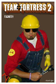 Team Fortress 2 Halloween Costumes Tf2 Engineer Costume Sfprincess Deviantart