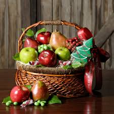 christmas fruit baskets inspiring rattan christmas fruit basket for lovely christmas