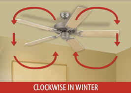 what direction for ceiling fan in winter ceiling fan maximise comfort and energy savings