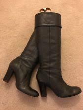 womens boots uk jones jones pull on knee high boots for ebay