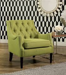 green accent chairs living room chairs clinton accent chair lime