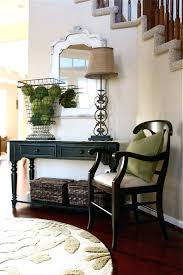 accent table for foyer decoration small foyer decorating ideas