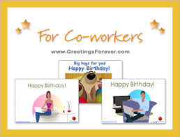 birthday ecards for co workers free birthday ecards for the office