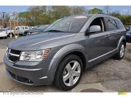 Dodge Journey Sxt 2010 - 2010 dodge journey sxt awd in silver steel metallic 127373