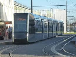 new trams in tours