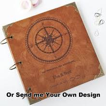 Leather Scrap Book Online Get Cheap Leather Scrapbook Album Aliexpress Com Alibaba
