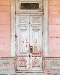 pastel door photograph shabby chic wall by eyepoetryphotography