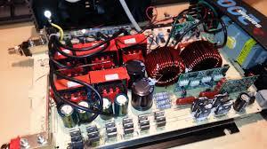 samlex ssw 2000 pure sine power inverter repair part 1 youtube