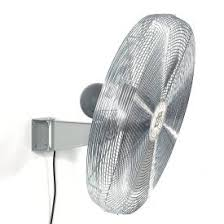 wall mounted rotating fan fans wall fans tpi hdh24gw 24 inch wall mount fan non