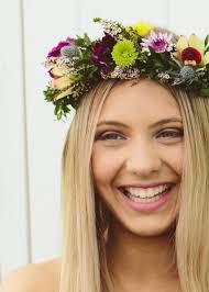 flower crowns flower crown simply stems boutique florist