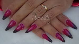 Exemple Deco Ongles by Ongles En Gel Degrade