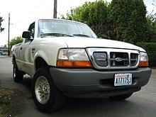 ford ranger north america wikipedia