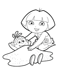 dora coloring pages for toddlers dora printable coloring pages coloring pages printable top rated