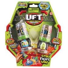 trash pack ultimate fighting trashies spin bin launcher pack