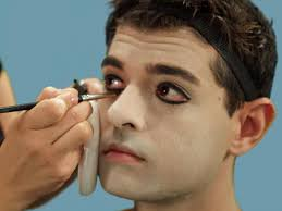 male rockstar eye makeup mugeek vidalondon