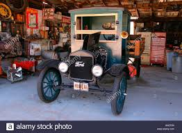Antique Ford Truck Art - classic vintage ford open tourer soft top convertible motor car