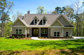 country house plans one story one or two story craftsman house plan car garage country houses