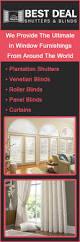 best deal shutters u0026 blinds blinds mona vale