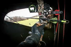 Bow Ground Blind Bowhunting Turkey Gear Tips