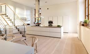 K He Fliesen Esszimmer Parkett Eine Offene Küche Mit Dinesen Douglasie Dielenboden Ist Ein Traum