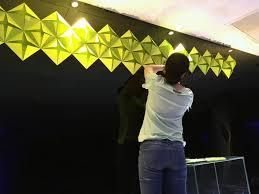 paper art wall at the mira hong kong hotel u2013 booooooom u2013 create