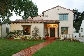 california cottage style spanish revival i like the rounded