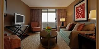 1 king bed 1 bedroom suite sofabed rooms hilton chicago oak