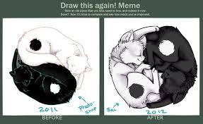 Draw This Again Meme Fail - draw this again meme by nevaeh lee deviantart com art draw