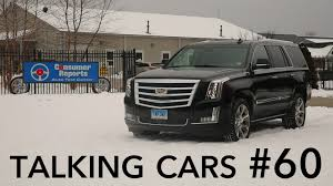 lexus suv consumer reports talking cars with consumer reports 60 cadillac escalade vs