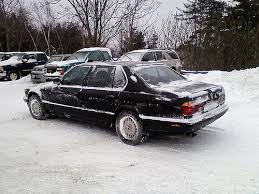 1988 bmw 7 series bmw 7 series 735il 1988 auto images and specification
