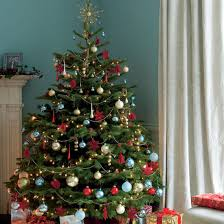 best way to decorate a christmas tree home design