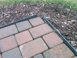 Patio Pavers Images by Patio Paver Edging Home Design Photo Gallery