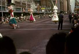 houston s foley s thanksgiving parade in its early days houston