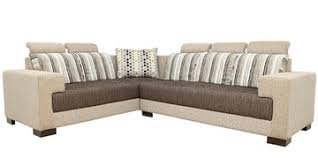 sectional sofa india pacific corner sectional sofa in designer fabric upholstery by