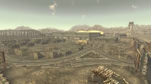 Fallout Nv Map by Camp Mccarran Fallout Wiki Fandom Powered By Wikia